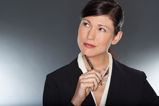 Stock Photo: 1828R-57680 Portrait of woman