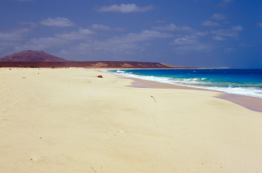 Curral Velho, Boa Vista Island, Cape Verde    : Stock Photo
