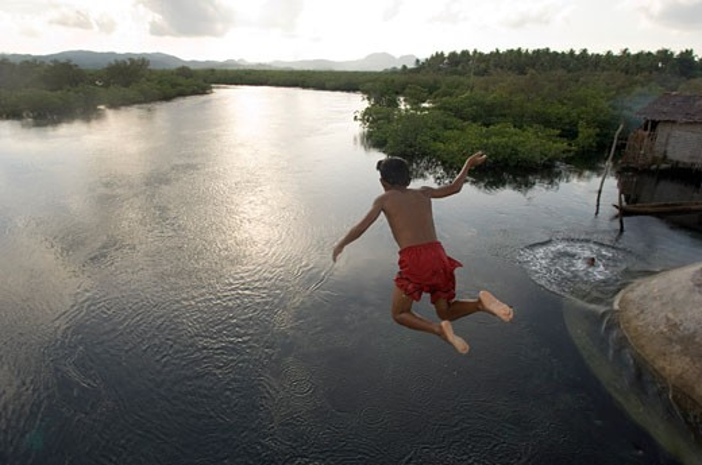 Stock Photo: 1828R-61870 Siargao Island, Surigao del Norte, Mindanao, Philippines
