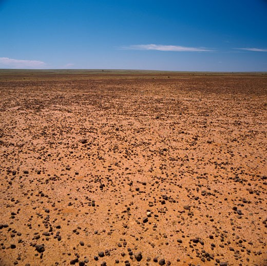 Stock Photo: 1828R-64367 Sturt Stoney Desert, Australia