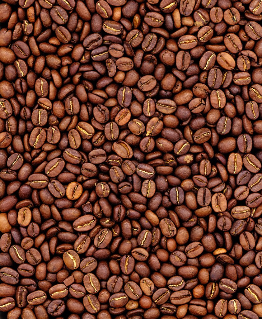 Stock Photo: 1828R-64525 Coffee Beans