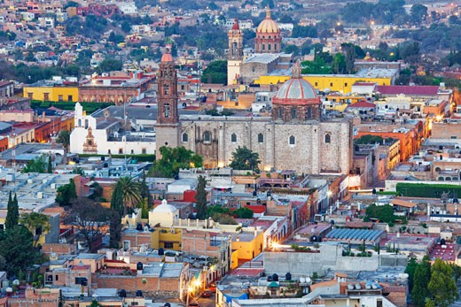 Stock Photo: 1828R-66791 San Miguel de Allende, Guanajuato, Mexico