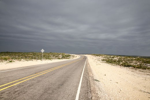 Stock Photo: 1828R-68151 Amistad National Recreation Area, Texas, USA