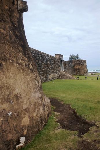 Fort San Felipe, Puerto Plata, Dominican Republic : Stock Photo