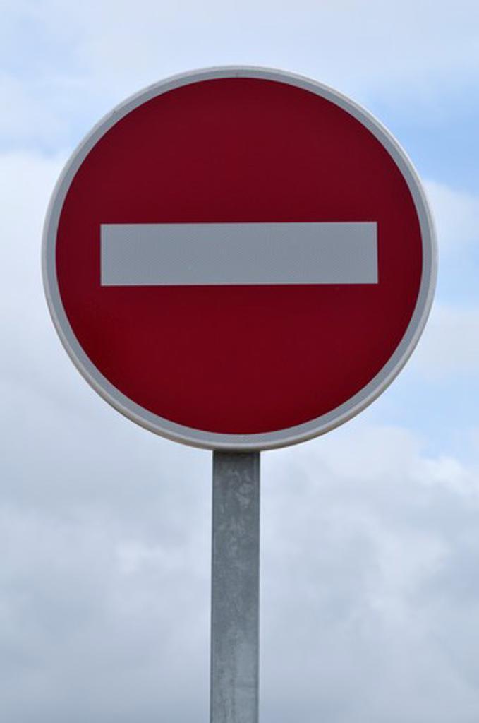 Do Not Enter Sign : Stock Photo