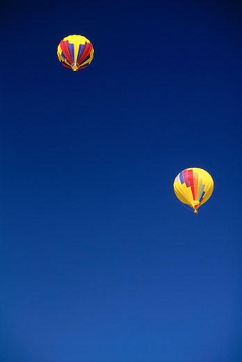 Hot Air Balloon Fiesta, Albuquerque, New Mexico, USA    : Stock Photo