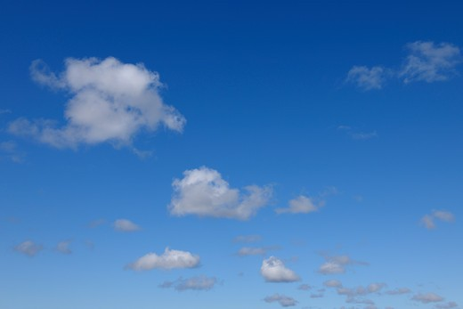 Stock Photo: 1828R-76552 Clouds