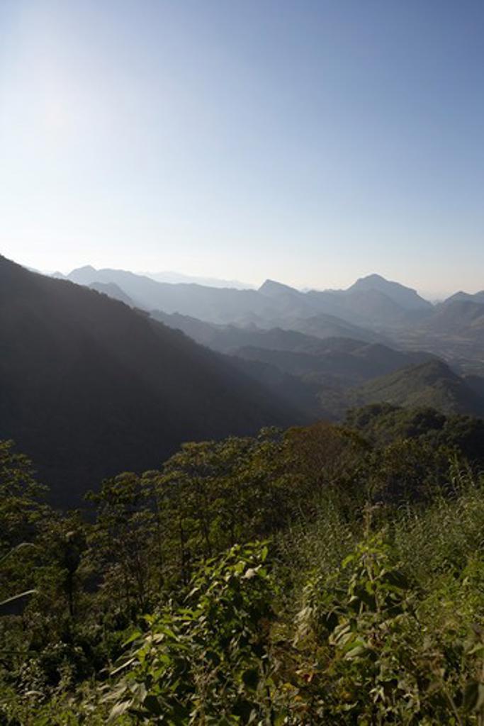 Stock Photo: 1828R-79274 Hoja Blanca, Huehuetenango Department, Guatemala