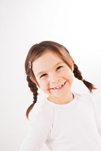Stock Photo: 1828R-79446 Portrait of Girl