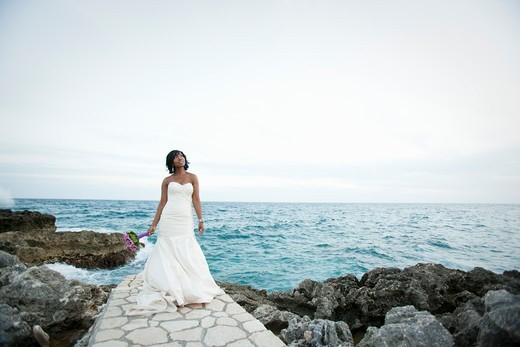 Stock Photo: 1828R-89435 Birde, Negril, Jamaica