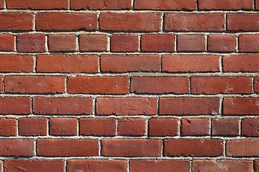 Stock Photo: 1828R-89634 Close-up of Brick Wall
