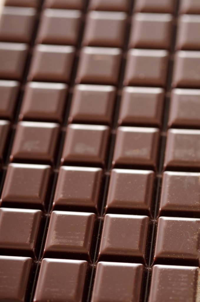 Stock Photo: 1828R-89906 Close-up of Chocolate