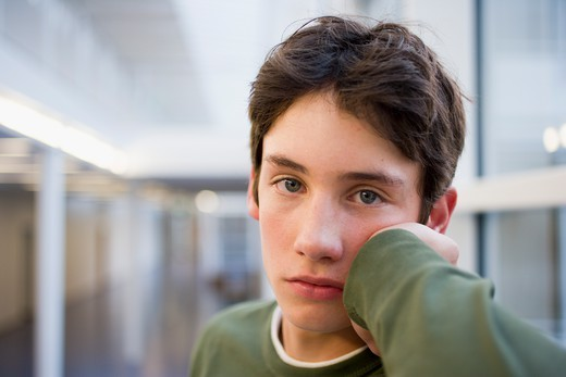 Teen Boy : Stock Photo