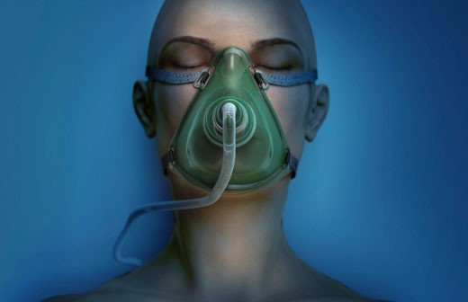 Stock Photo: 1832R-11303 Ventilator
