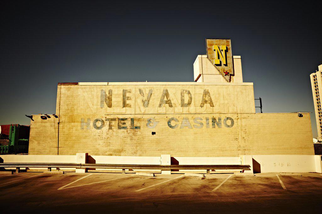 Abandoned Las Vegas Hotels
