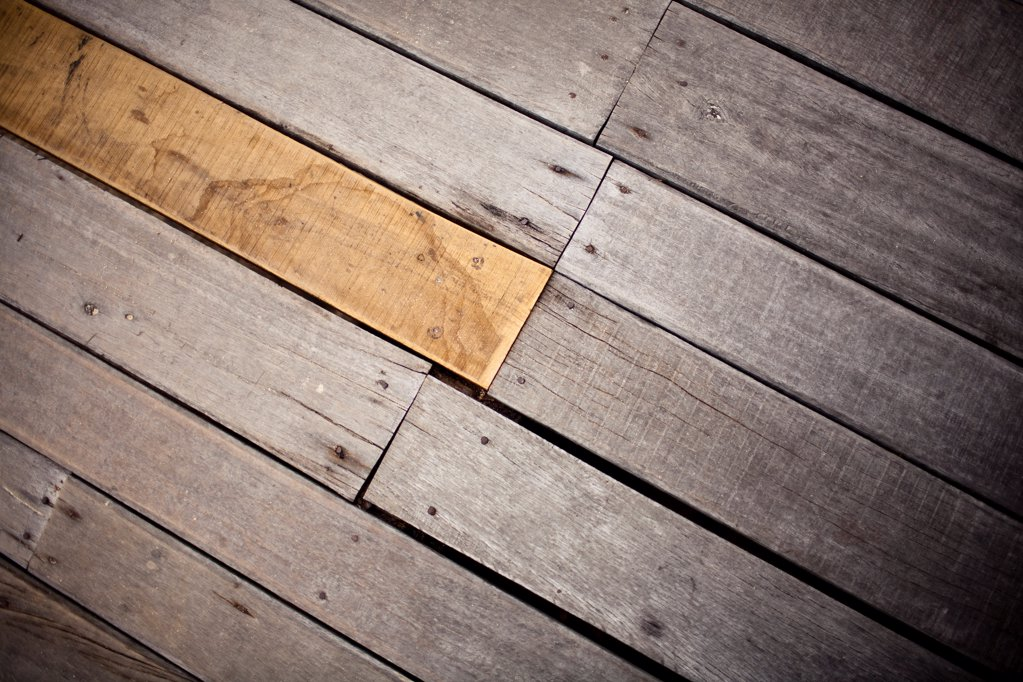 Stock Photo: 1838-13608 Wooden Floor Boards