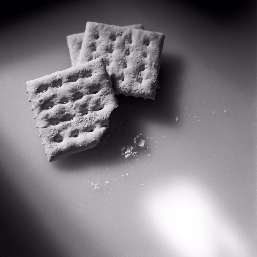 Stock Photo: 1838-13765 Saltine Crackers