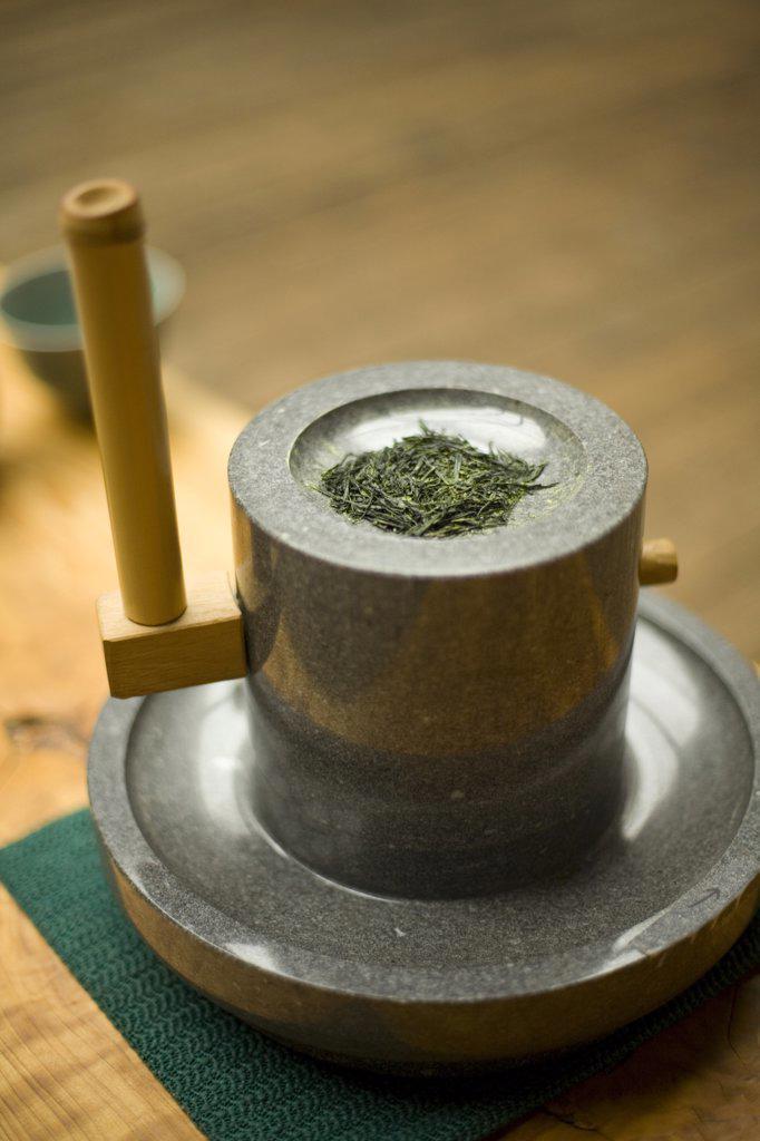 Tea Grinder  : Stock Photo