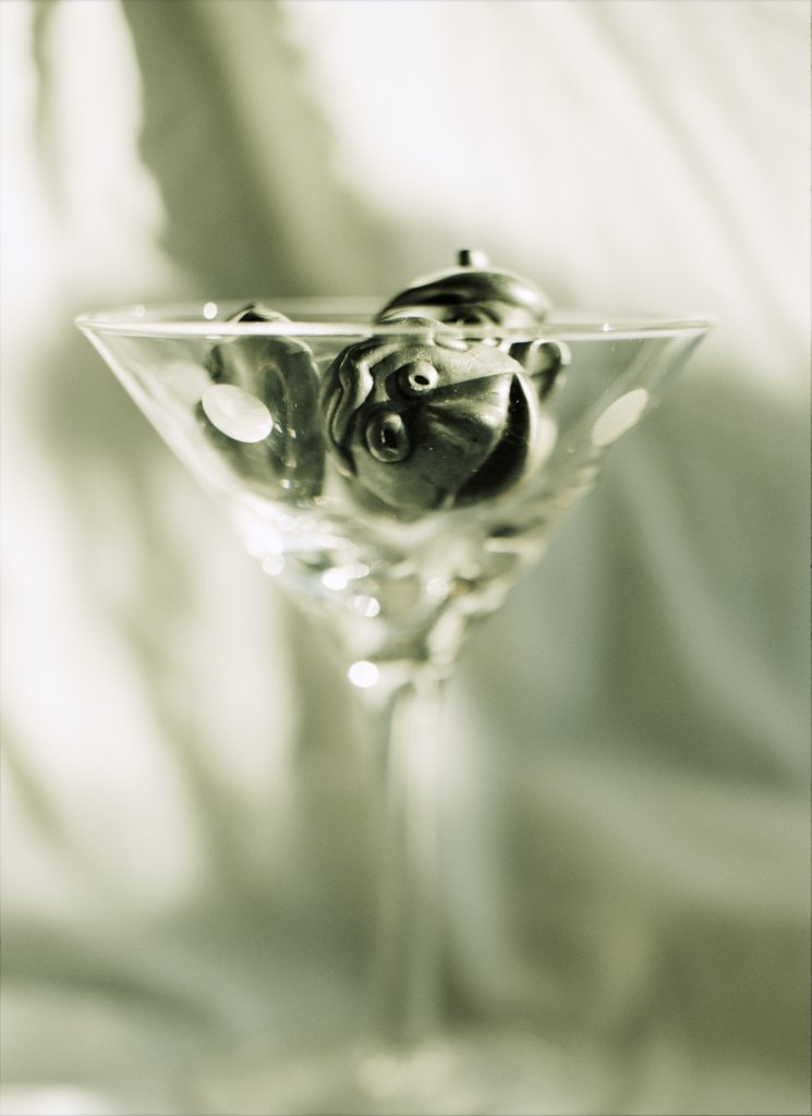 Stock Photo: 1838-2918 Martini Glass