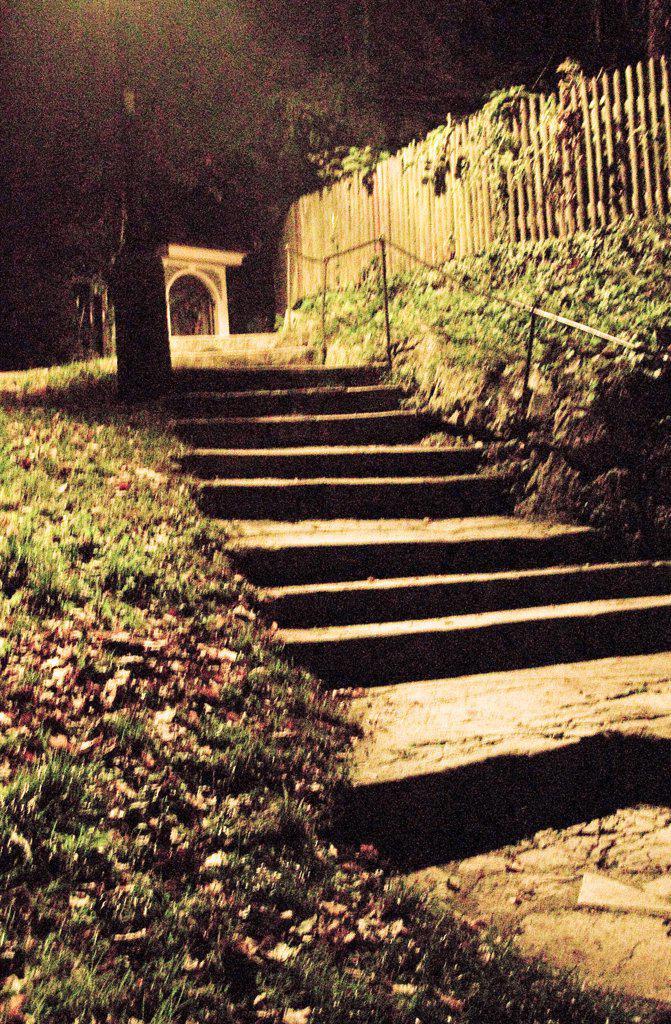 Stock Photo: 1838-5792 Stairway