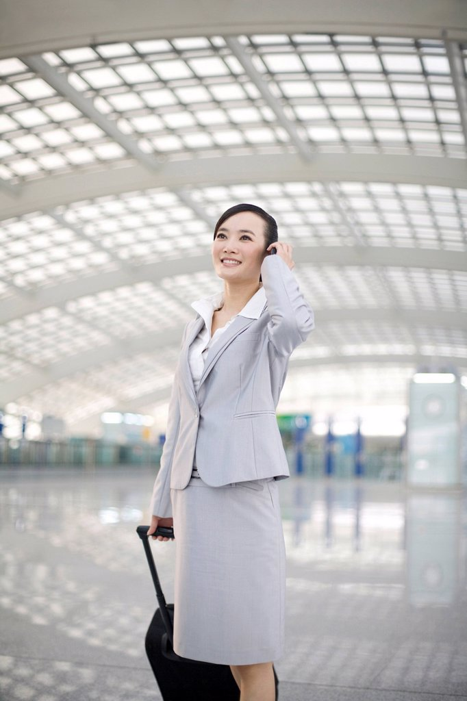 Business travel : Stock Photo