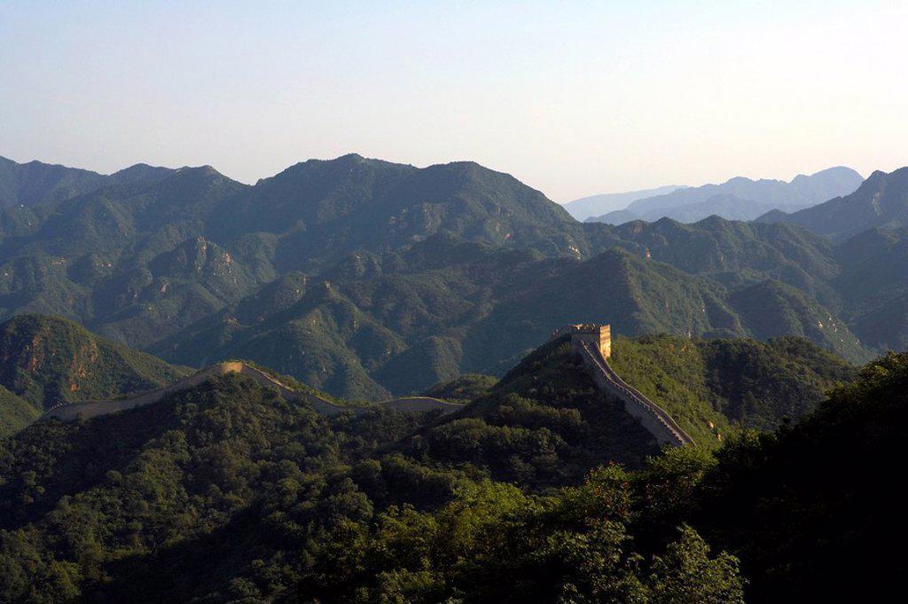 Great Wall Of China : Stock Photo