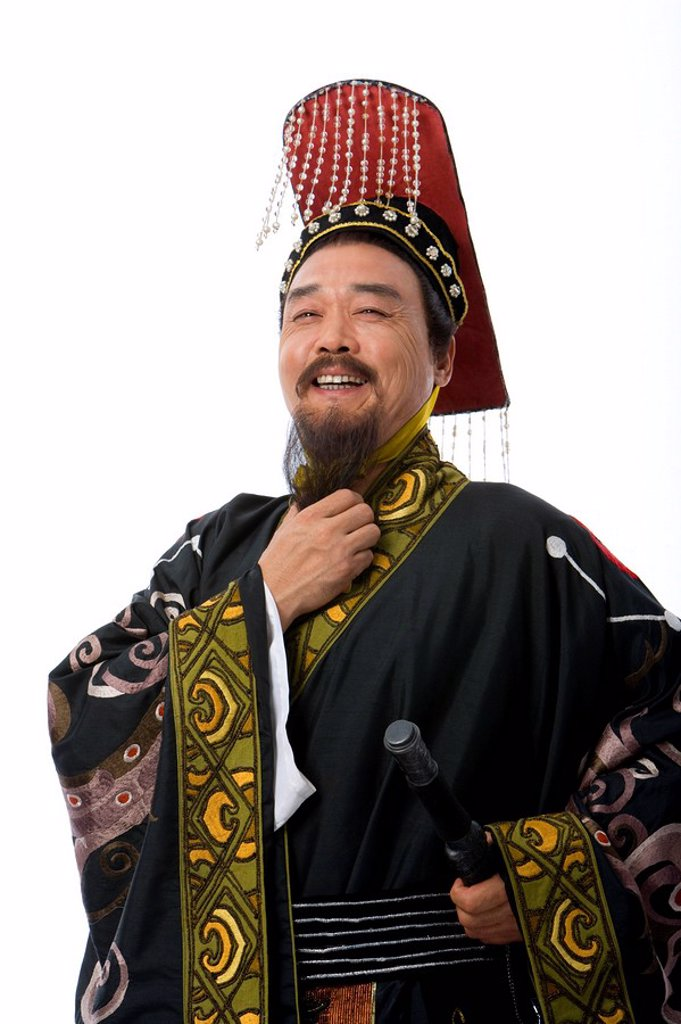 Chinese Emperor : Stock Photo