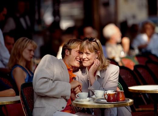Cafe, Paris : Stock Photo