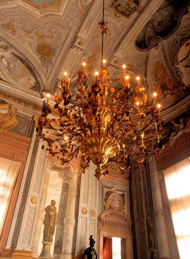 Palazzo Pesaro Modern Art Museum : Stock Photo