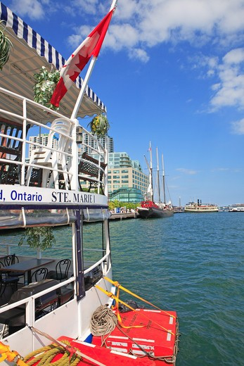 Stock Photo: 1840-15658 Toronto, Queen's Quay/york Quay