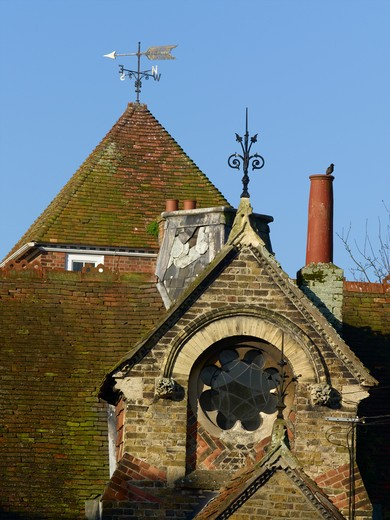 Stock Photo: 1840-21222 East Sussex, Rye
