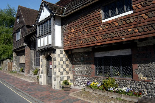 Stock Photo: 1840-25495 Anne of Cleves House