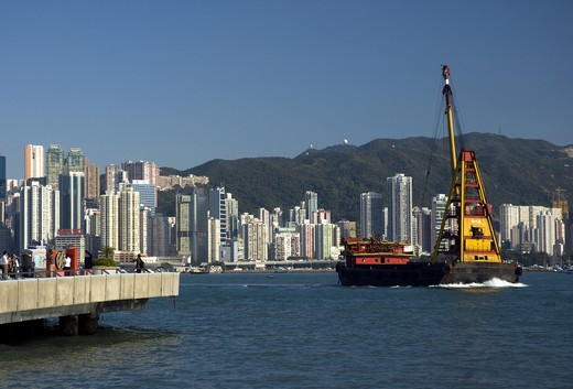 Stock Photo: 1840-26665 Hong Kong