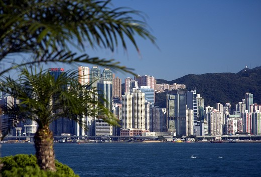 Stock Photo: 1840-26671 Hong Kong