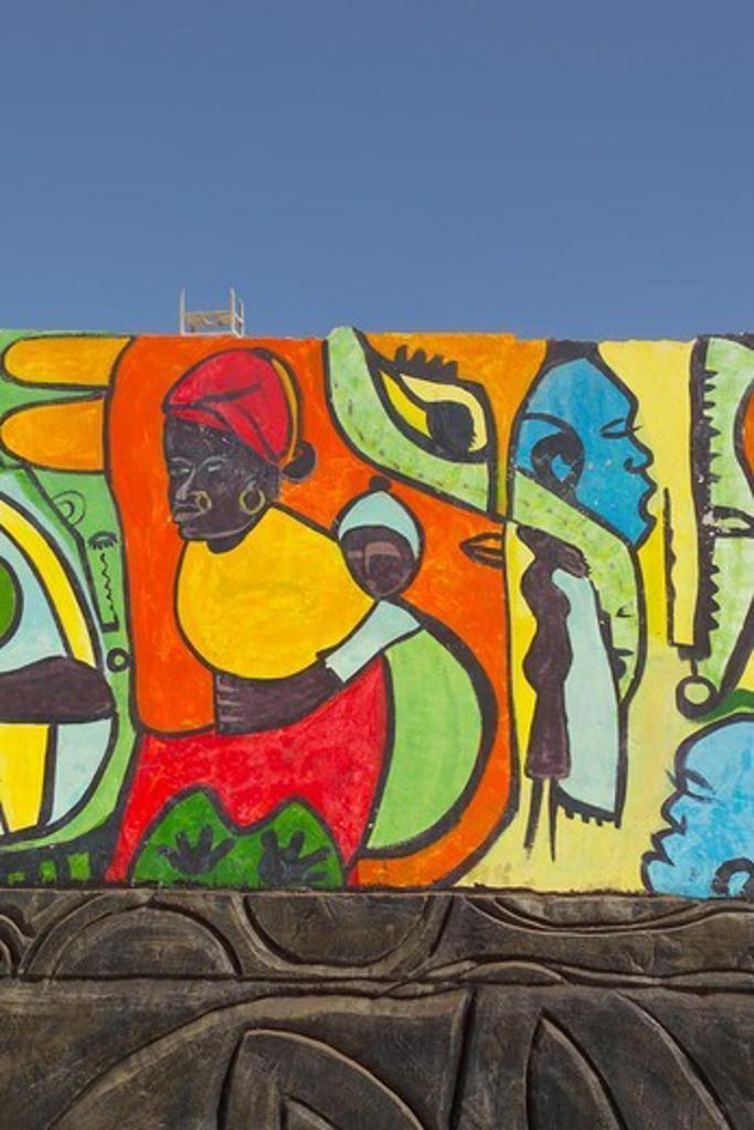 Gambia, Wall Mural : Stock Photo
