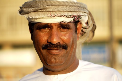 Dubai, Arabian Man : Stock Photo
