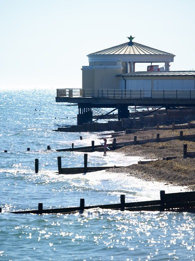 Worthing West Sussex : Stock Photo