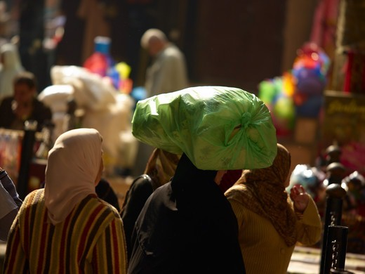 Stock Photo: 1840-31730 Cairo Street Market Near Khan El-khalili