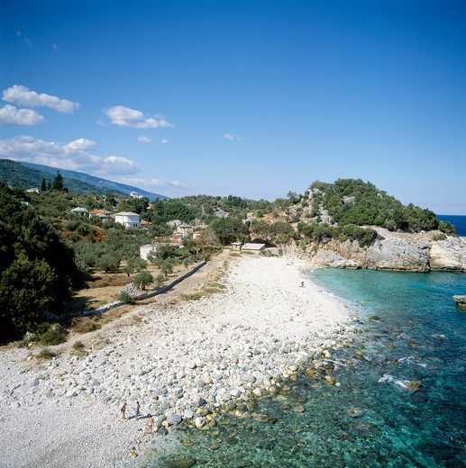 Stock Photo: 1840-33016 Mainland, Pelion