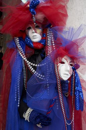 Carnival, Venice Carnival : Stock Photo