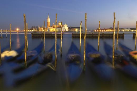Stock Photo: 1840-6064 Canal Guidecca, Venice