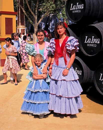 Stock Photo: 1840-6366 Jerez De La Frontera Horse Festival, Andalucia, Spain