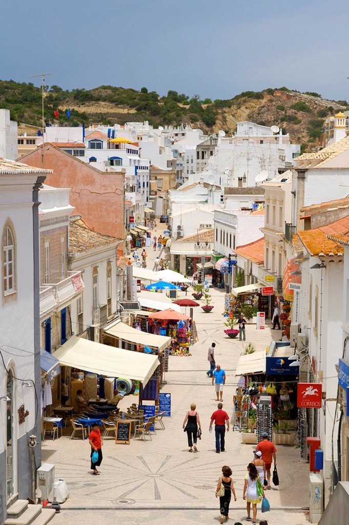 Albufeira, Algarve, Portugal : Stock Photo