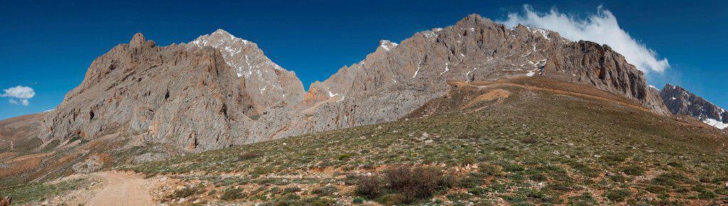 Mountains, Anatolia, Turkey : Stock Photo