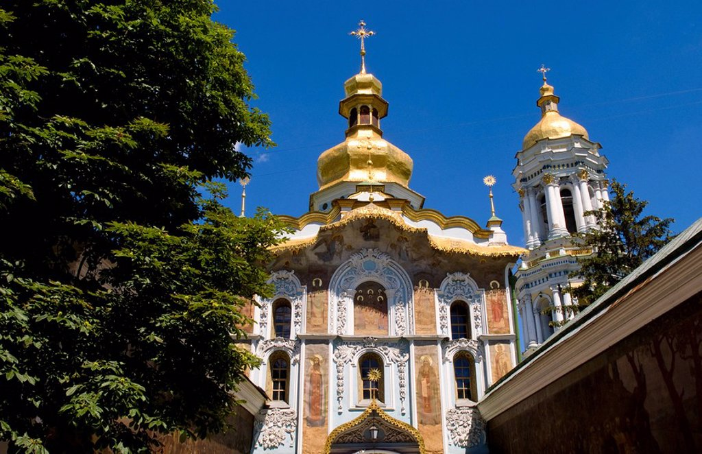 Stock Photo: 1841-27579 Lavra Perchersk, Kiev, Ukraine
