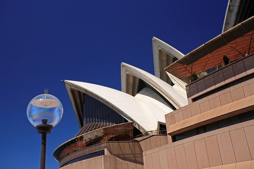 Sydney Opera House, Sydney, Australia : Stock Photo
