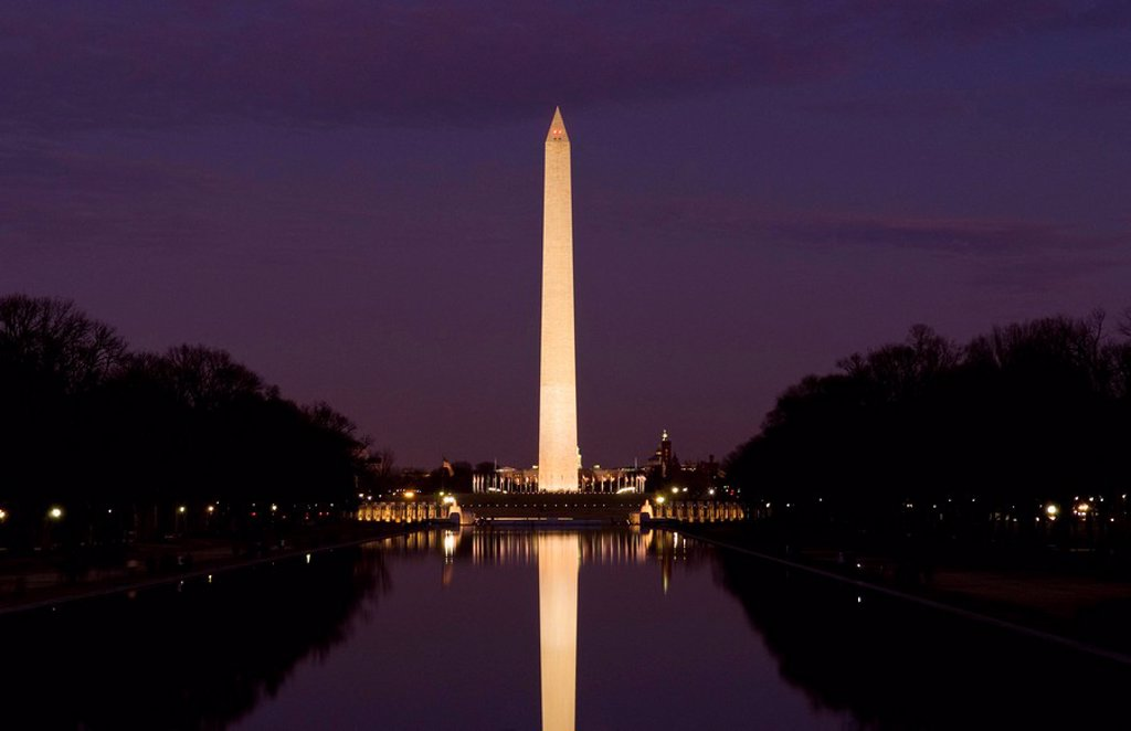 Washington Monument, Washington DC, USA : Stock Photo