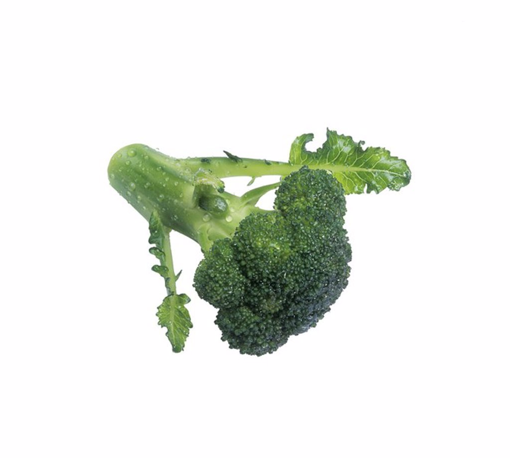 Close_up of broccoli : Stock Photo