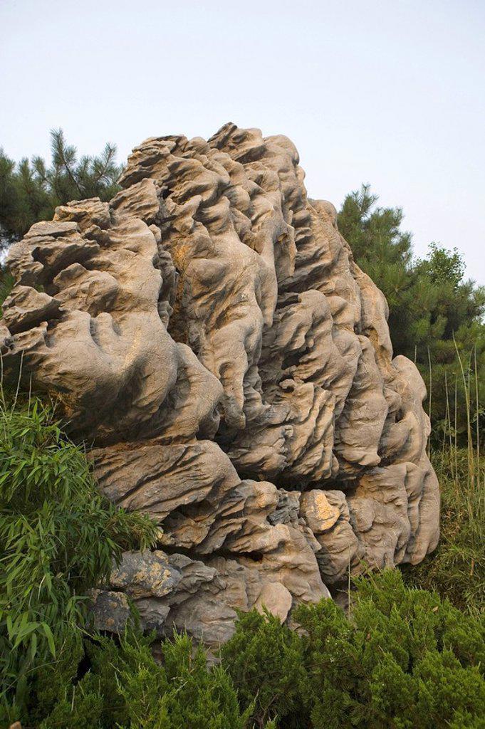 Stock Photo: 1841-8415 Close_up of rock