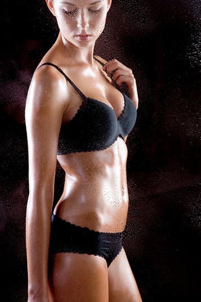 sexy body : Stock Photo